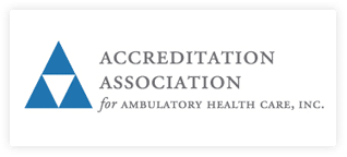 Accreditation Association for ambulatory health care. INC