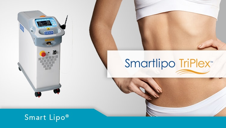 Smartlipo triplex machine